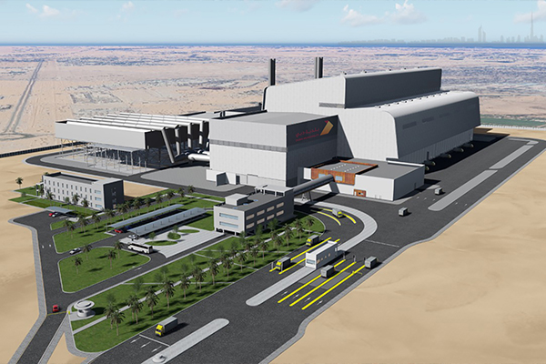 Development underway on one of the world's largest WtE projects