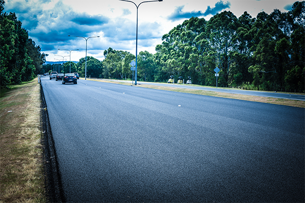 Recyclables paving the way for roads