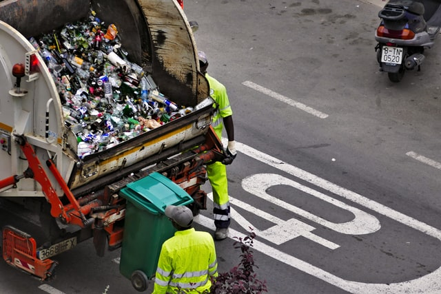 East Waste driving behavioural change
