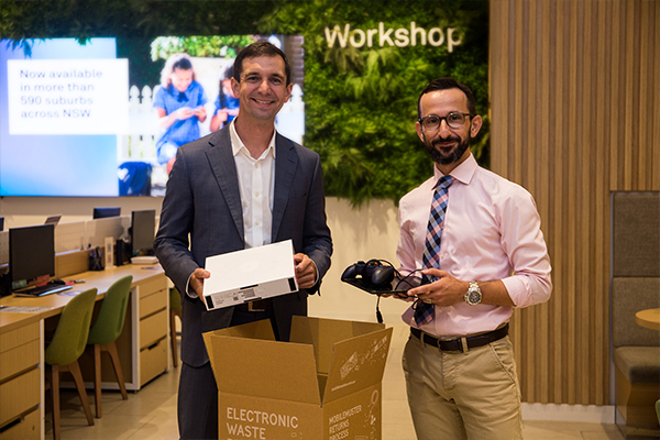 MobileMuster trials expanded electronics recycling program