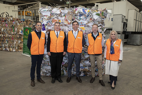 $12M project to 'turbo-charge' recycling in northern Adelaide