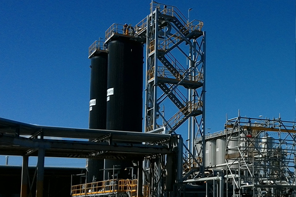 TSA Puma Bitumen partnership expands manufacturing capacity