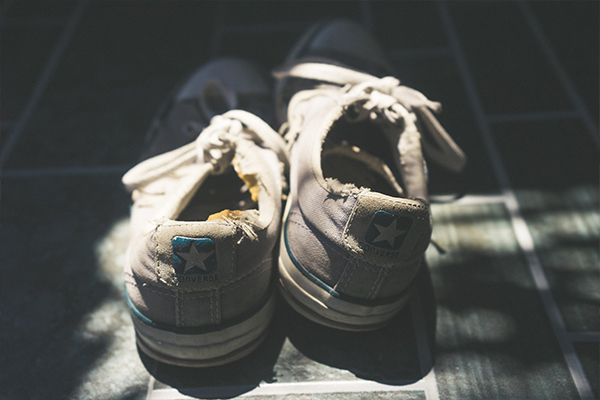 Geelong shoe recycling collection leading the state