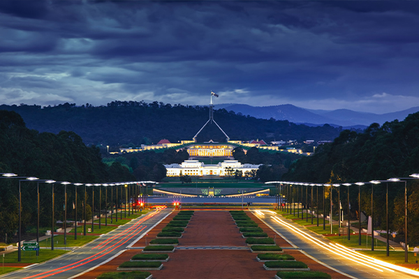 NWRIC discusses industry topics in Canberra