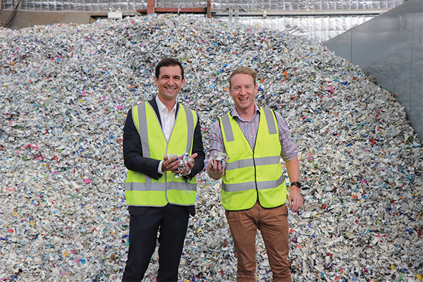 $111 million boost for South Australian recycling industry