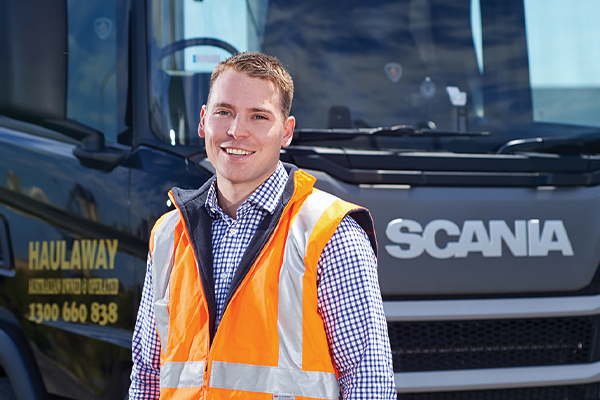 Driven by collaboration: Scania and Haulaway