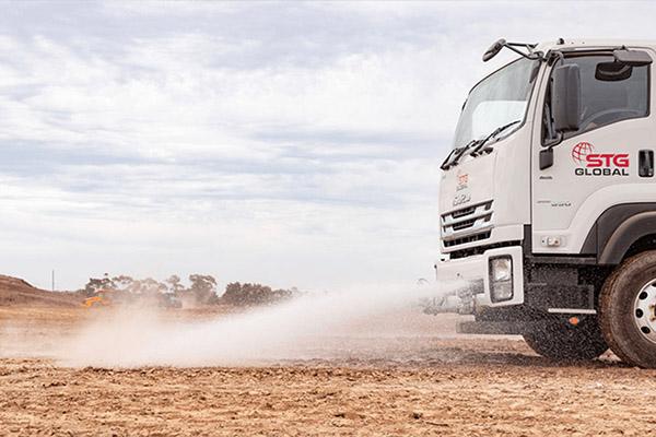 Trucks for a  changing market: STG Global