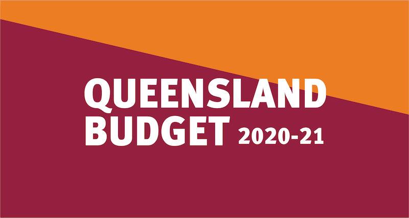 Queensland budget - state budget - waste sector
