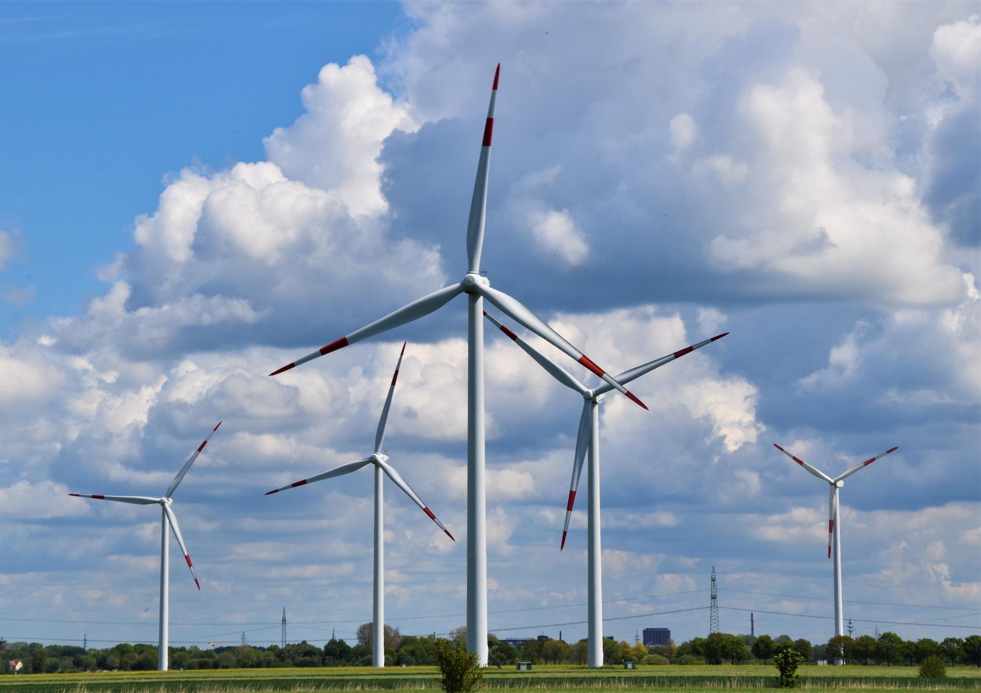 International - Wind turbines - circular economy