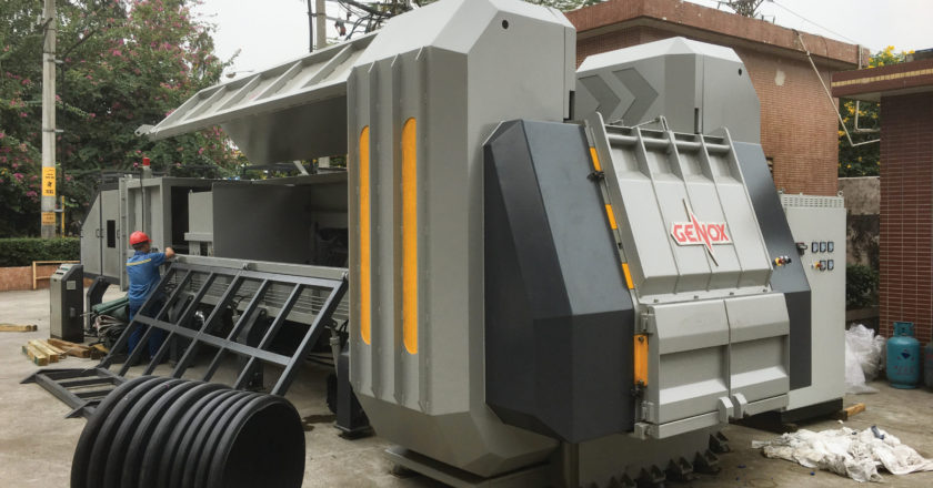 Applied Machinery - Recycling - Industry - Genox