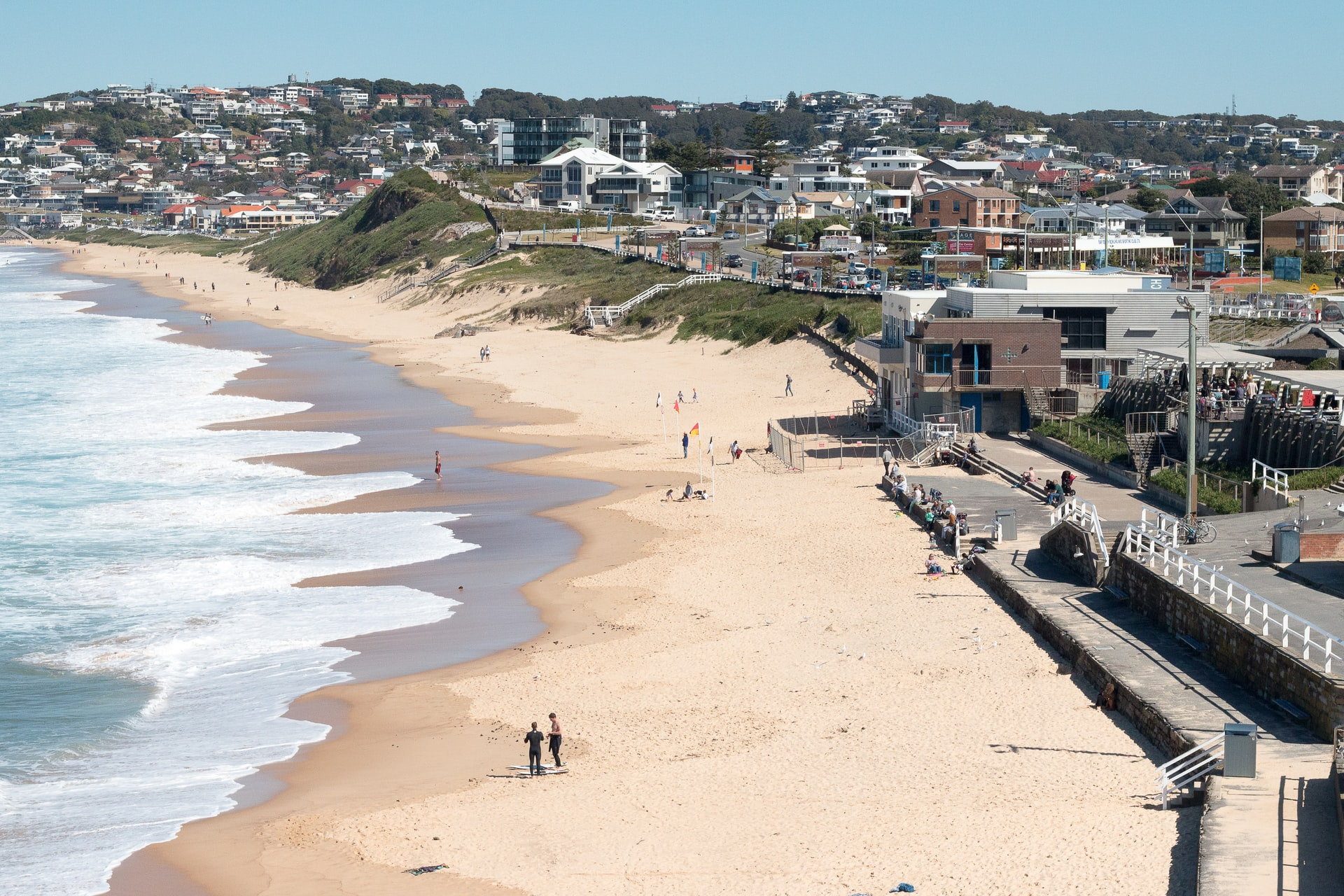 Newcastle - environment