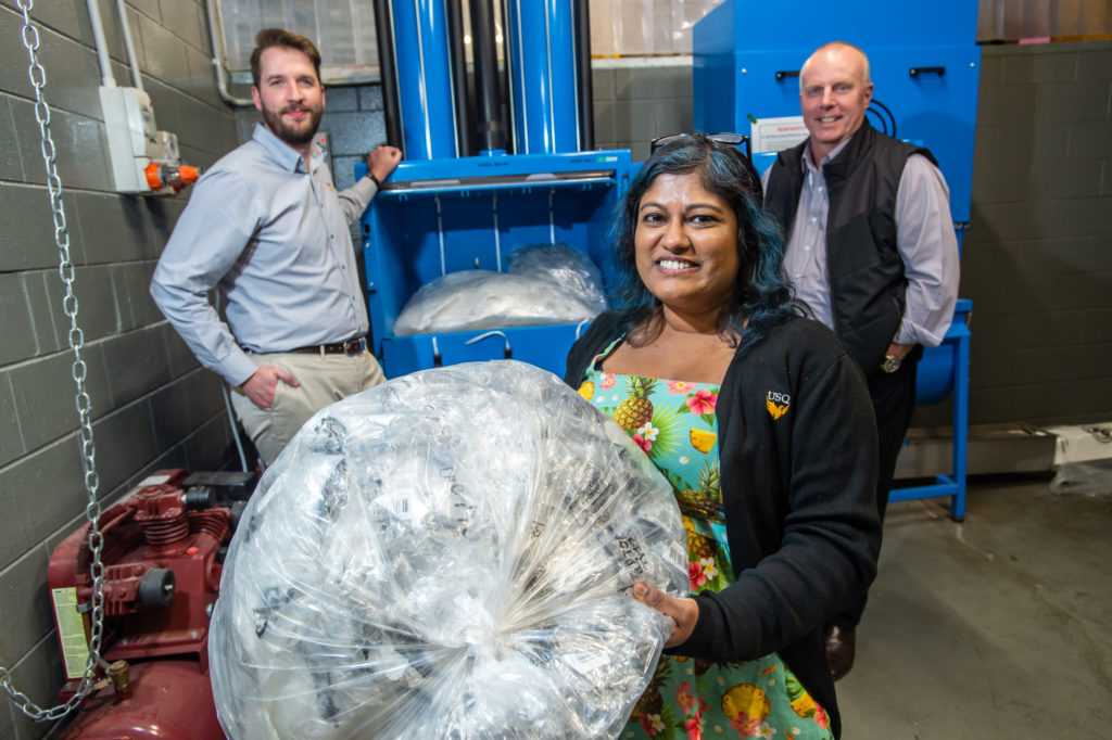 University of Southern Queensland receive funding for 'No Waste' initiative