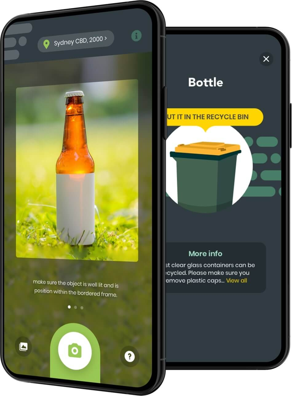 Brisbane to trial new Recycle Mate app