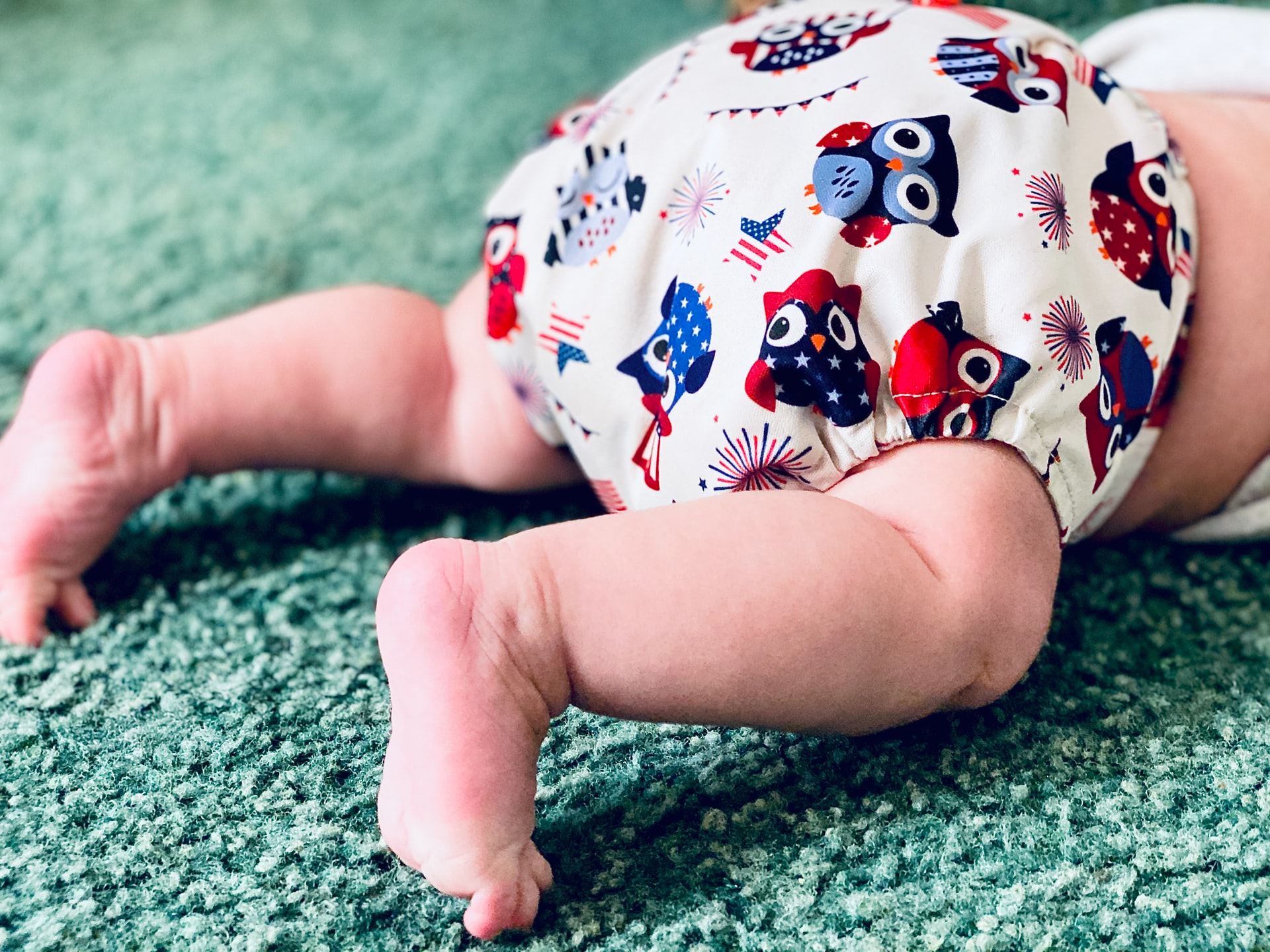 Cash back to reduce nappy waste