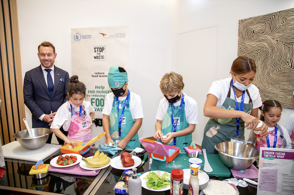 StopTheWaste event highlights need to reduce food waste