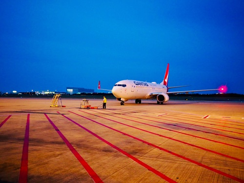Wastewater key to COVID-29 detection on flights trial