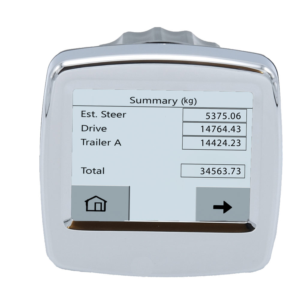 Smart Truck's Right Weigh Systems