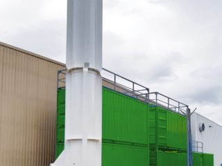 A new approach to odorous and hazardous gas capture