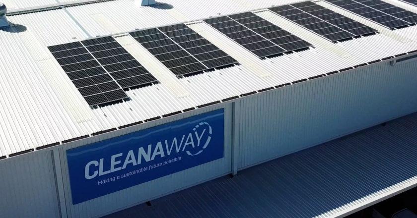 Cleanaway solar