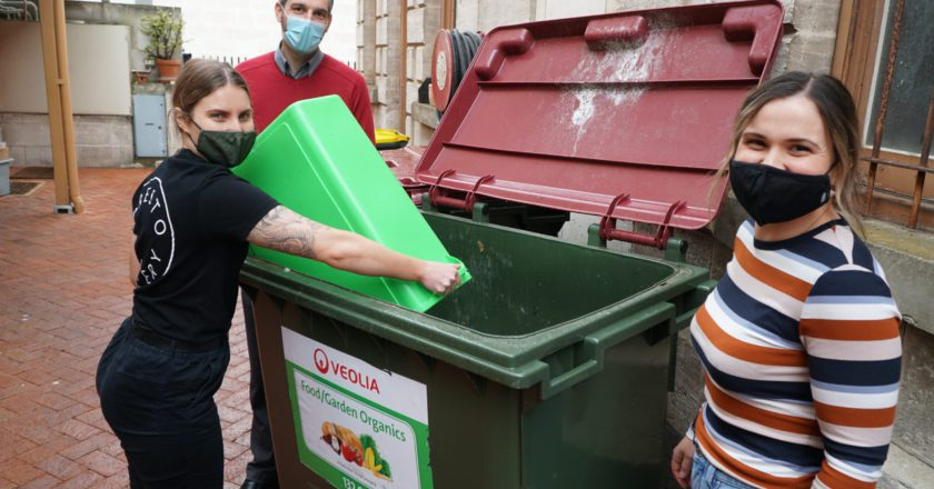 SA council launches Food waste diversion pilot program