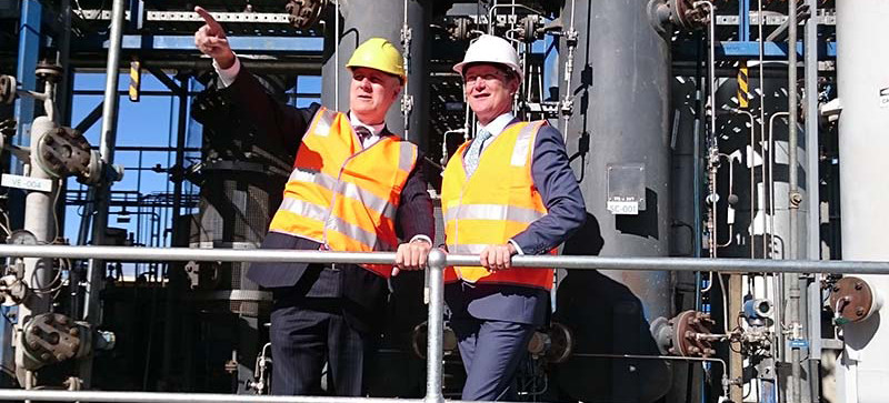 Southern Oil's New Hydrotreater Plant Boosts Green Fuel Sector