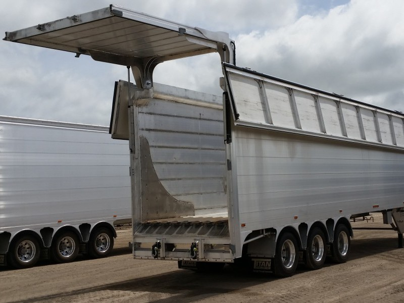 Thinwall trailer
