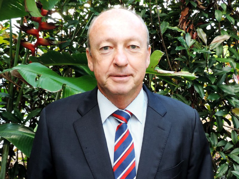 WRIQ CEO Rick Ralph