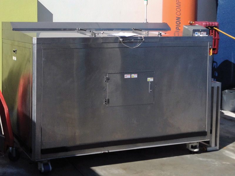 The WasteStation from Greentech Industries