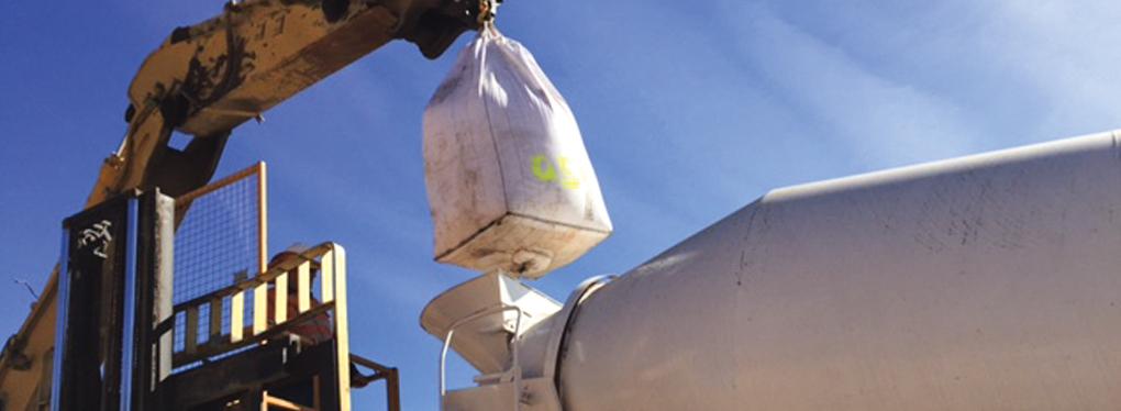 Blew Chip International's mobile explosive mixer for Mohrpower