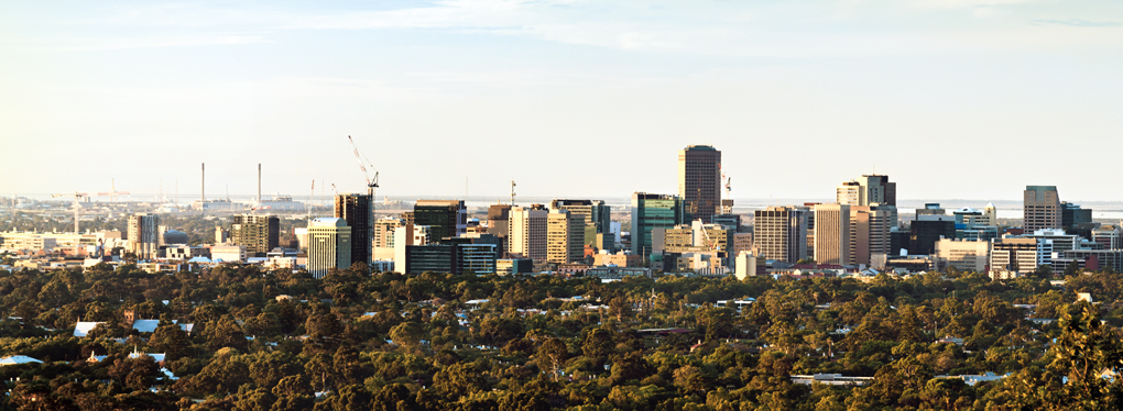 Adelaide, included in South Australia's Waste & Resource Recovery Infrastructure Plan