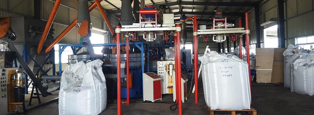 JMJ Tyre Recycling plant, Mackay, Queensland