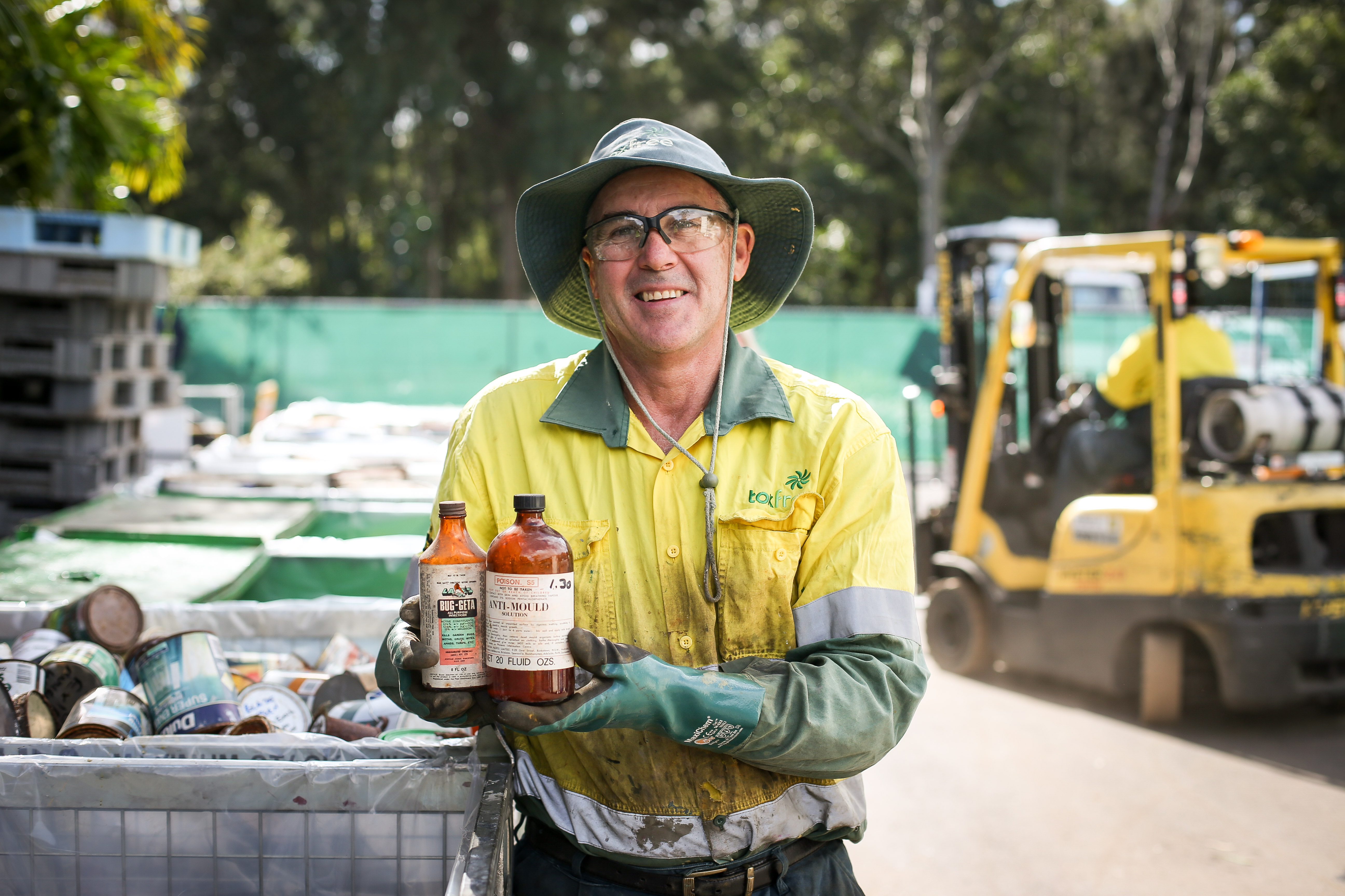City of Sydney hosts free household chemical cleanout day