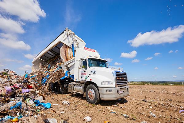 Australian landfill potential