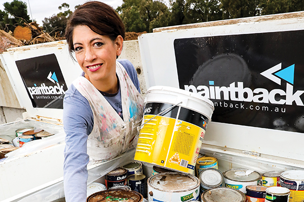 Taking Paintback from the consumer