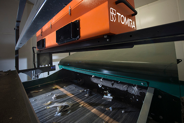 TOMRA partners with SKM Recycling