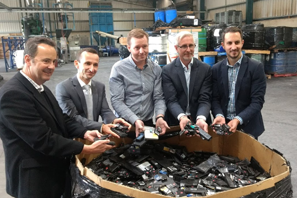 Australia's first lithium battery recycling plant opens