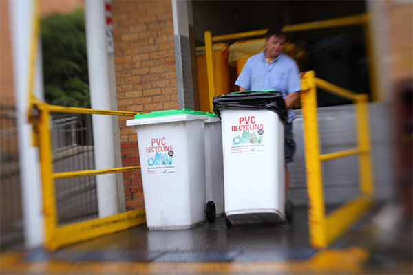 Vinyl Council calls for stronger local recycling
