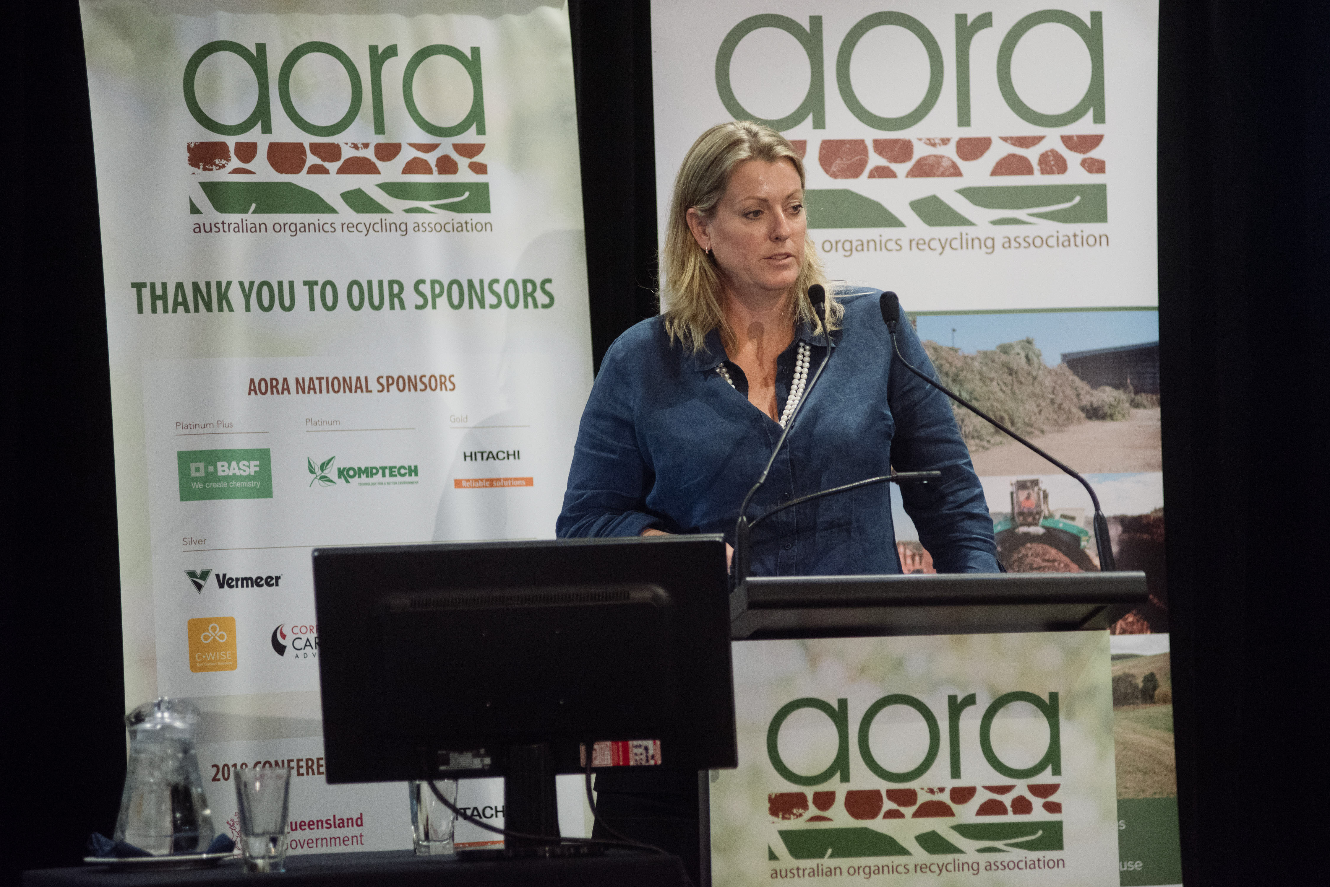 Organic growth: 2018 AORA Annual Conference