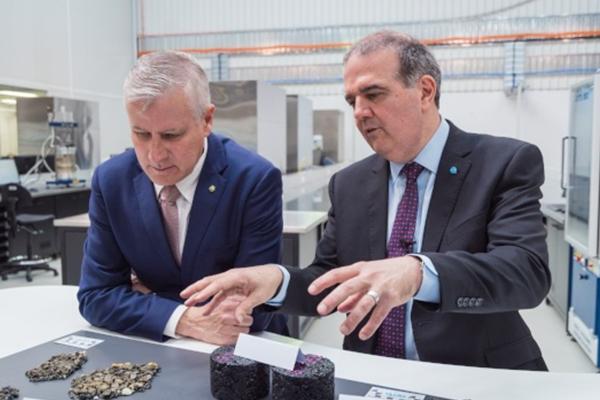 Deputy PM opens ARRB's new HQ