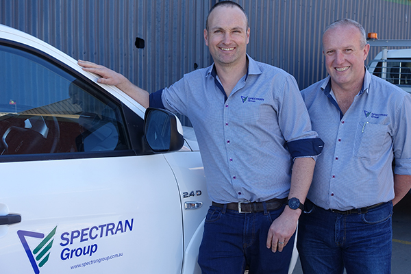 No afterthoughts: Spectran Group