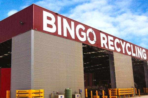 Bingo awarded SV grant for Braeside recycling redevelopment