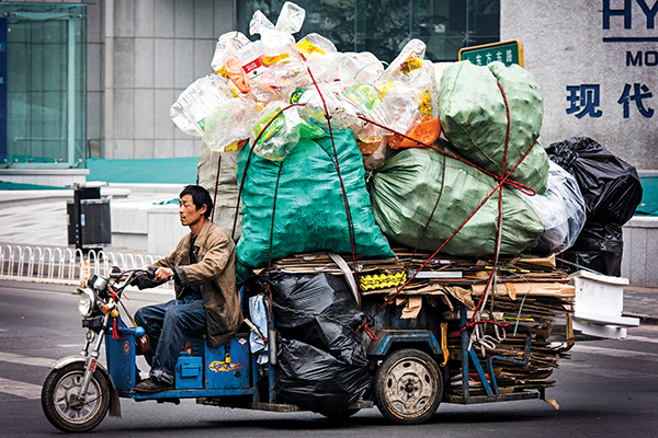 Chinese Govt launches waste-free city plan
