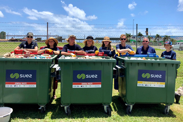 Wild Mob receives grant from SUEZ for coastlines