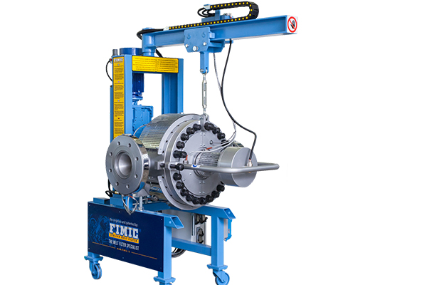 Pure and simple: Applied Machinery partners with FIMIC