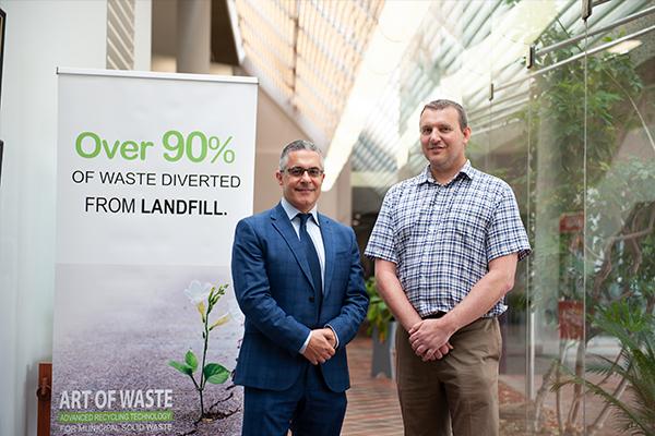 Shoalhaven Council's Australia-first Bioelektra technology