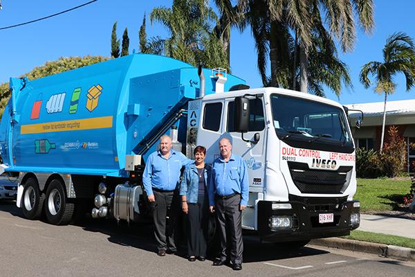 Back-of-house savings: Burdekin Shire Council