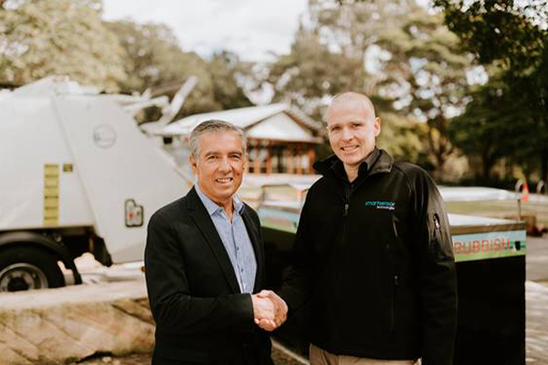 Australia's largest LoraWan smart waste network launched