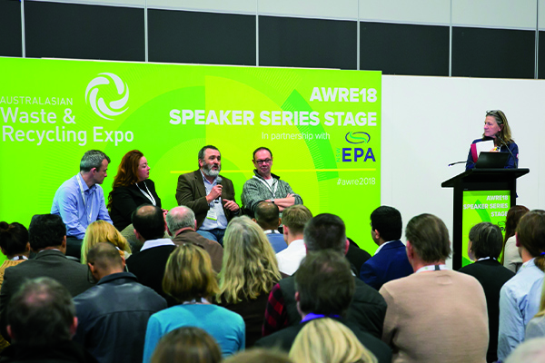 Australasian Waste & Recycling Expo announces speakers