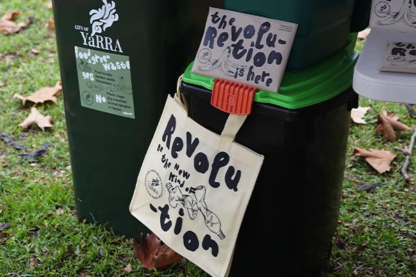 Yarra City Council: crushing contamination