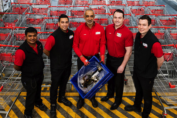 Coles partners with Cleanaway to convert waste into fuel